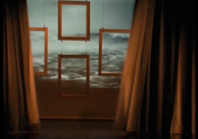 Die Räuber – Bühnenbild